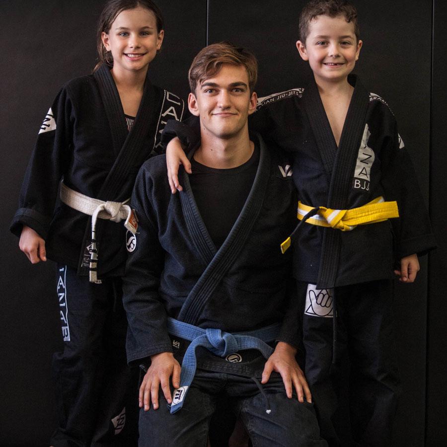 Erik Kallen - Kids BJJ Instructor