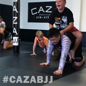 CAZA BJJ Kids Summer Camp Rides January 2018