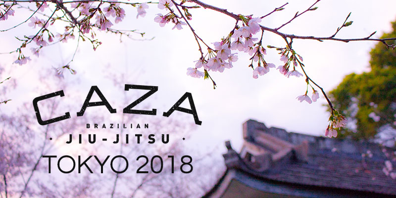 CAZA BJJ Going To Tokyo 2018