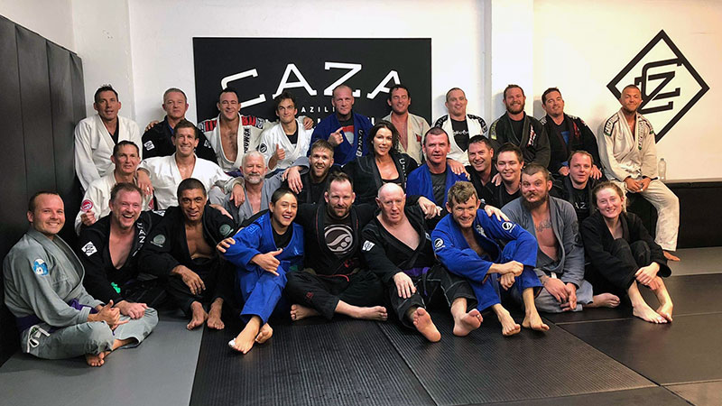 CAZA BJJ Kangeiko 2018 Day Four