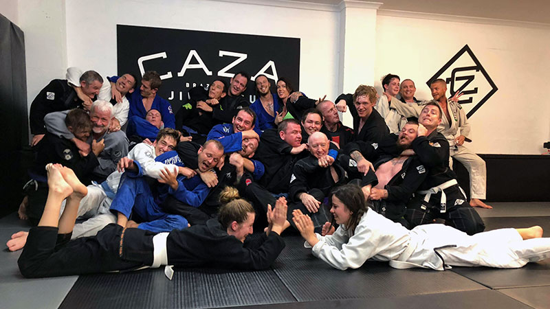 CAZA BJJ Kangeiko 2018 Day Five