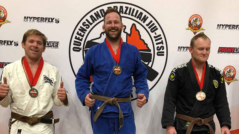 CAZA BJJ Results at the 2018 QLD State Titles