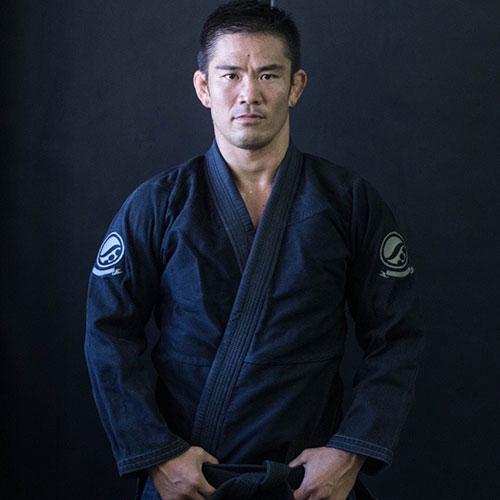 Yoshi Hasegawa CAZA BJJ Blackbelt