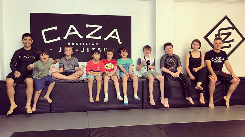 Submit Autism Class at CAZA BJJ
