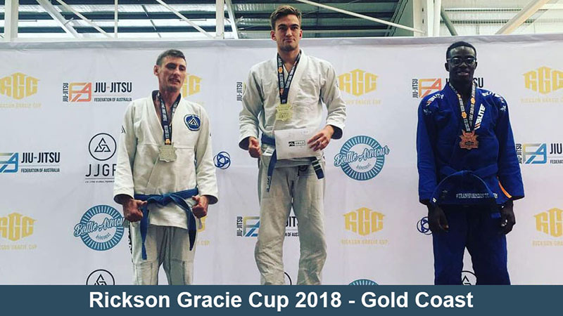 Rickson Gracie Cup 2018 Gold Coast