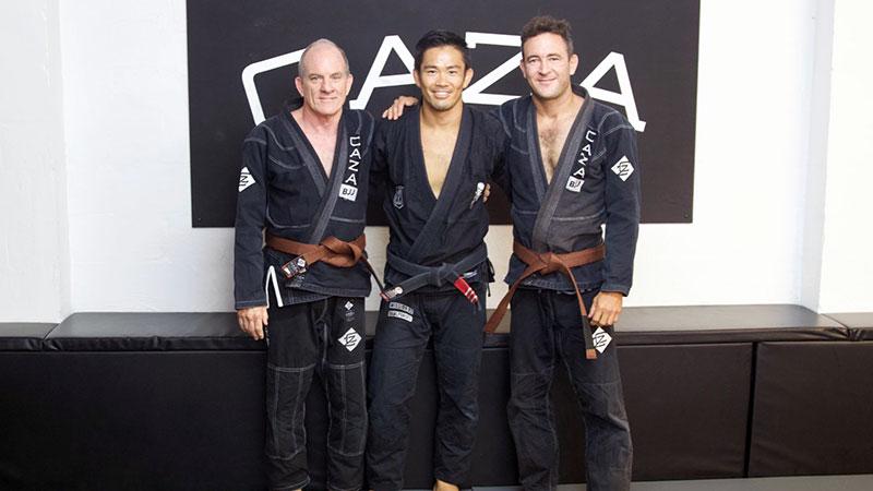 CAZA BJJ Grading 2 For 2018 Brown Belts