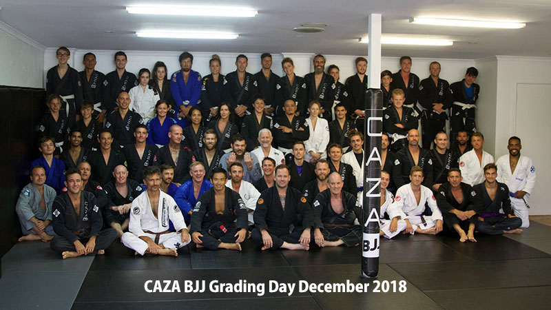 CAZA BJJ Grading Day 2 For 2018