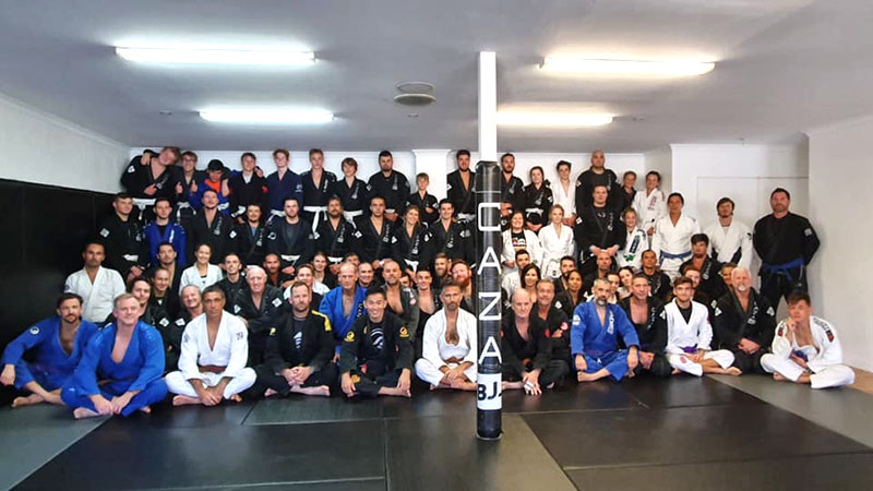 CAZA BJJ Grading Day 1 For 2019