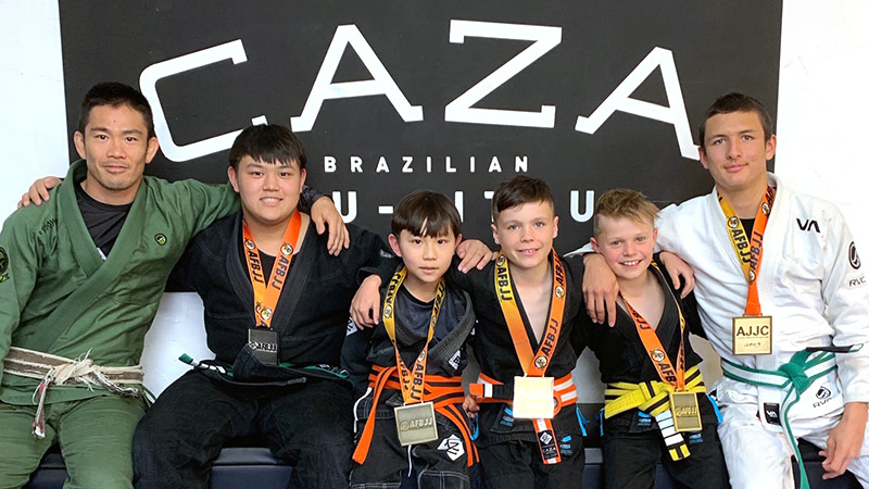 2019 BJJ National Championship CAZA Kids