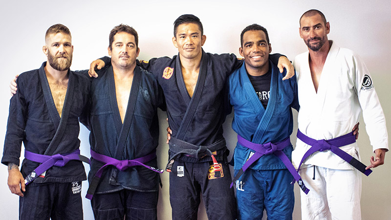 CAZA Brazilian Jiu-Jitsu Noosa Grading Day 2, 2019 Purple Belts
