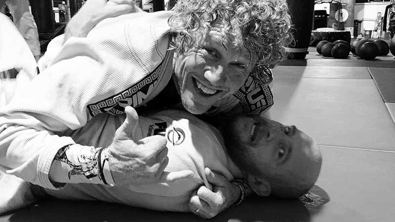 On The Mats at CAZA BJJ Moffat Beach