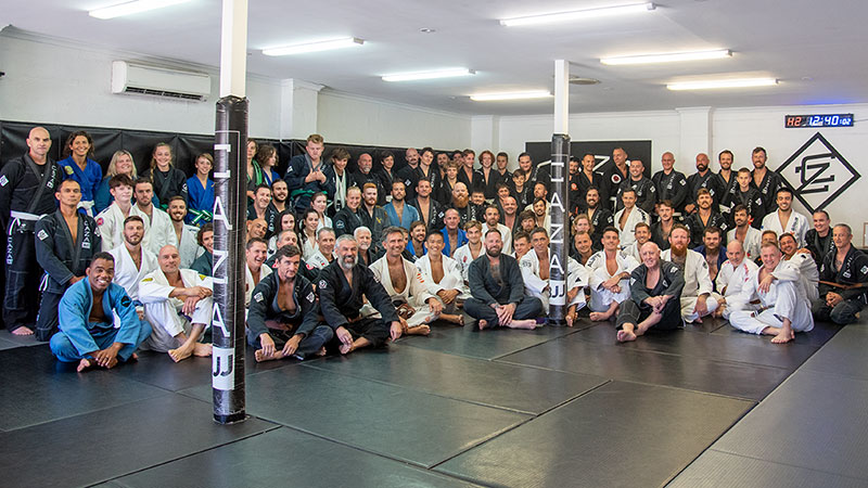 CAZA BJJ December 2020 Grading Team Photo
